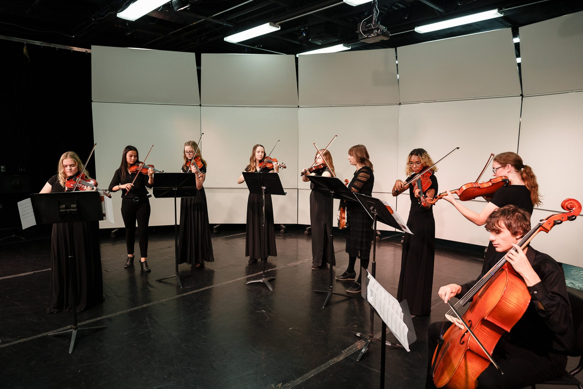 Photo by Russell Gearhart / @gearhartphotoTuacahn Chamber Orchestra
